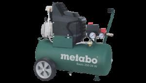 Sprężarka tłokowa METABO Basic 250-24 W
