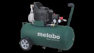 Sprężarka tłokowa METABO Basic 250-50 W