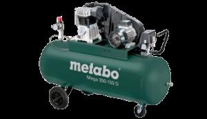Sprężarka tłokowa METABO Mega 350-150 D