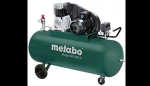 Sprężarka tłokowa METABO Mega 520-200 D