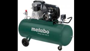 Sprężarka tłokowa METABO Mega 580-200 D