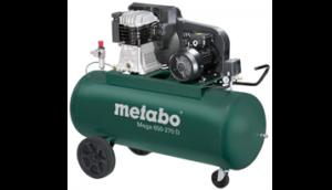 Sprężarka tłokowa METABO Mega 650-270 D