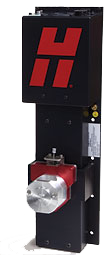 Zintegrowany kontroler wysokości palnika Sensor Ti Hypertherm.