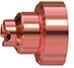 Deflektor do palników plazmowych Duramax Lock.