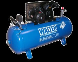 Kompresor tłokowy Walter BL 500-3.0/200