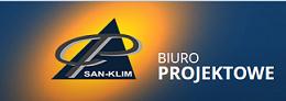 san klim biuro projektowe logo firmy