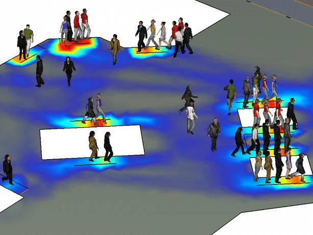 Pathfinder - Model przemieszczenia etap 3