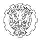 politechnika śląska logo firmy