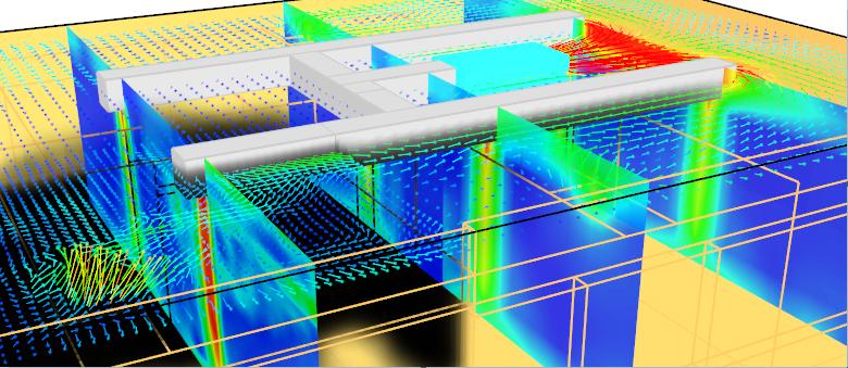 Modelowanie instalacji HVAC