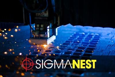Program CAD/CAM do optymalizacji procesu cięcia SigmaNEST.