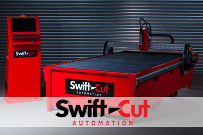 Plazma CNC Swift-Cut.